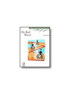 Melody Bober: My Red Racer Books | Piano