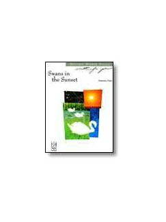 Melody Bober: Swans in the Sunset Books | Piano