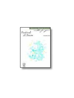 Melody Bober: Festival of Snow (NFMC) Books | Piano