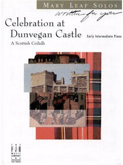 Mary Leaf: Celebration at Dunvegan Castle Books | Piano