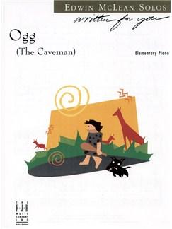 Edwin McLean: Ogg (The Caveman) Books | Piano