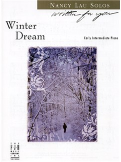 Nancy Lau: Winter Dream Books | Piano