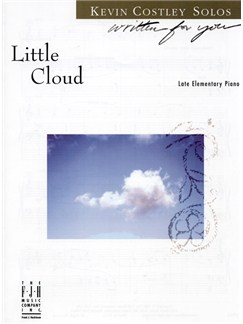 Kevin Costley: Little Cloud Books | Piano