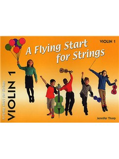 A Flying Start For Strings - Violin 1 Bog | Violin