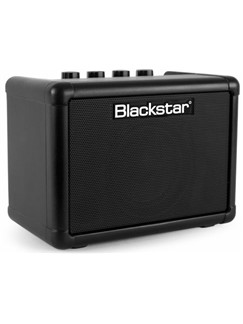 Blackstar: Fly 3 Watt Bass Guitar Mini Portable Amplifier - Black  | Guitar