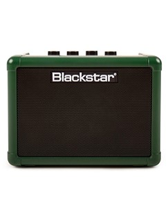 Blackstar: FLY 3 Watt Mini Guitar Amplifier -  Battery Powered (Green Limited Edition)  |