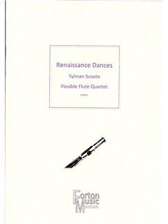 Tylman Susato: Renaissance Dances Books | Flute, Ensemble