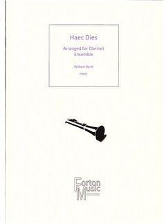 William Byrd: Haec Dies Books | Clarinet, Ensemble