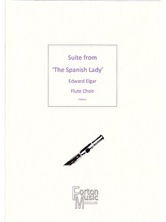 Edward Elgar: Suite From The Spanish Lady Books | Flute, Ensemble