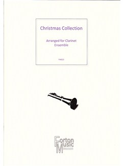 Robert Rainford: Christmas Collection (Clarinet Ensemble) Books | Clarinet, Bassoon