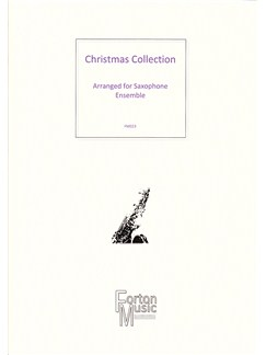 Robert Rainford: Christmas Collection (Saxophone Ensemble) Books | Saxophone, Piano Accompaniment