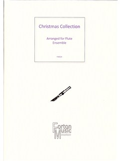 Robert Rainford: Christmas Collection (Flute Ensemble) Books   Flute, Piano Accompaniment