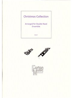 Robert Rainford: Christmas Collection (Oboe/Bassoon Ensemble) Books | Oboe, Bassoon, Ensemble