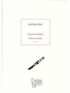 Giovanni Gabrieli: Jubilate Deo Books | Flute, Trio