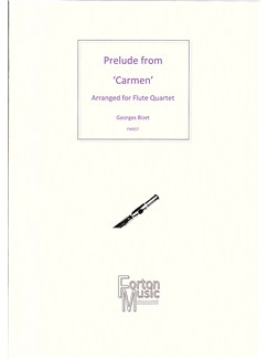 Georges Bizet: Prelude From Carmen Books | Flute, Tenor Saxophone