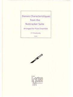 P I Tchaikovsky: Danses Characteristiques From The Nutcracker Books | Flute, Ensemble