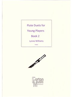 Lynne Williams: Flute Duets For Young Players Book 2 Books | Flute, Ensemble