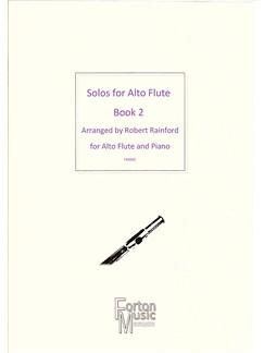 Solos For Alto Flute Book 2 Books | Alto Flute(Trio)