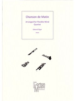 Edward Elgar: Chanson De Matin Books | Wind Instruments