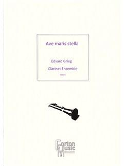 Edvard Grieg: Ave Maris Stella Books | Clarinet