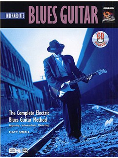 Intermediate Blues Guitar Books and CDs | Guitar