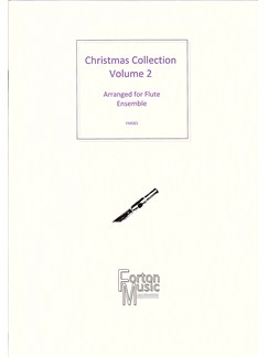 Christmas Collection Volume 2 (Flute Ensemble) Books | Flute