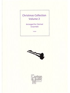 Christmas Collection Volume 2 (Clarinet Ensemble) Books | Clarinet