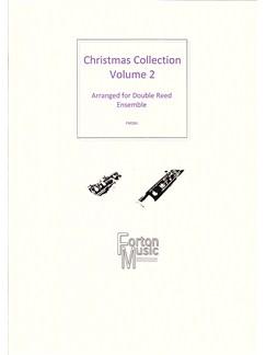 Christmas Collection Volume 2 (Oboe/Bassoon Ensemble) Books | Oboe, Ensemble