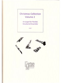 Christmas Collection Volume 2 (Wind Ensemble) Books | Wind Instruments