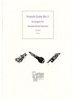 J S Bach: French Suite No.1 Books | Oboe, Ensemble