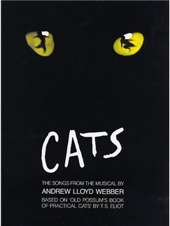 Andrew Lloyd Webber: Cats - Vocal Selections Books | Piano, Vocal & Guitar (with Chord Symbols)
