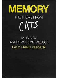 Andrew Lloyd Webber: Memory (Easy Piano Version) Books | Piano