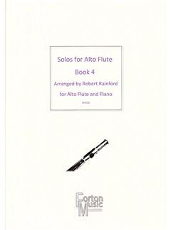Solos For Alto Flute Book 4 Books | Alto Flute
