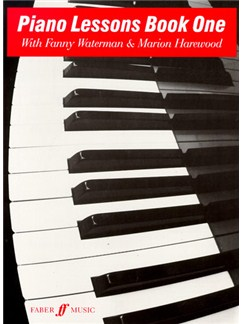 Piano Lessons Book 1 Books | Piano