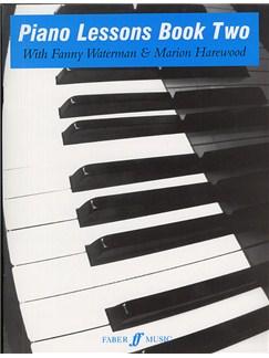 Piano Lessons Book 2 Books | Piano