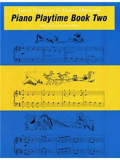 Piano Playtime Book 2 Books | Piano
