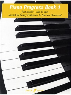 Piano Progress Book 1 Books | Piano
