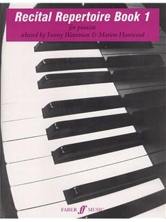 Recital Repertoire Book 1 Bog | Klaver solo