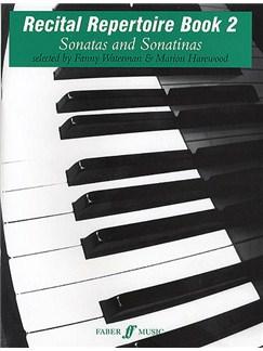 Recital Repertoire Book 2 Books | Piano