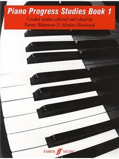 Piano Progress Studies Book 1 Books | Piano