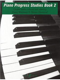 Piano Progress Studies Book 2 Books | Piano
