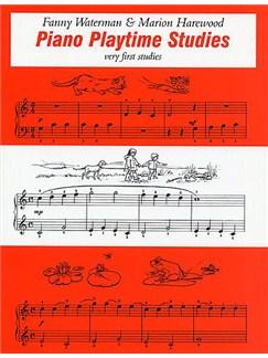 Piano Playtime Studies Books | Piano