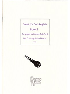 Solos For Cor Anglais Book 1 Books | Cor Anglais