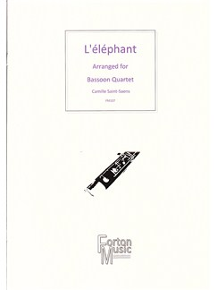 Camille Saint-Saens: L'Elephant Books | Bassoon