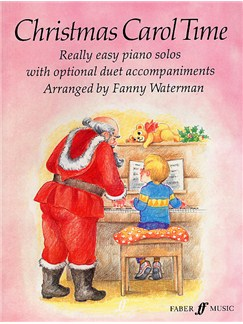 Christmas Carol Time Books | Voice, Piano Accompaniment, Easy Piano