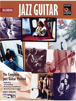 Beginning Jazz Guitar (Book/CD) Books and CDs | Guitar