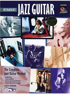 Intermediate Jazz Guitar Books and CDs | Guitar