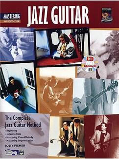 Mastering Jazz Guitar Improvisation CD y Libro   Guitarra