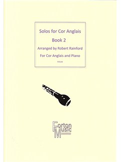 Solos for Cor Anglais Book 2 Books | Cor Anglais, Piano Accompaniment
