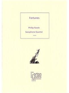Phillip Rawle: Fortunes Books | Saxophone